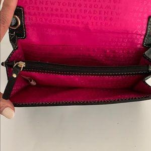 kate spade Bags - Black Kate Spade Crossbody w/out strap